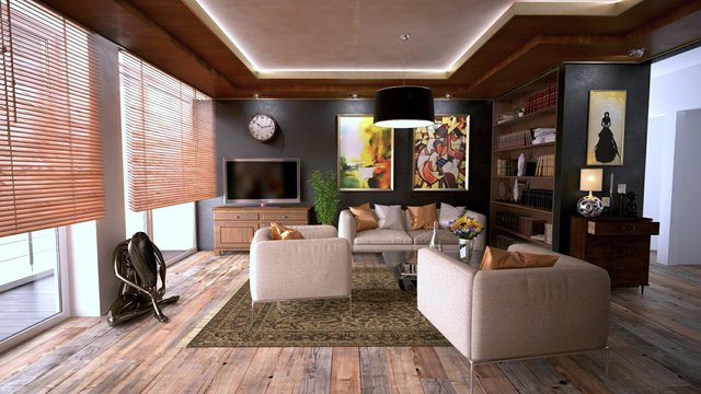kunst interieur