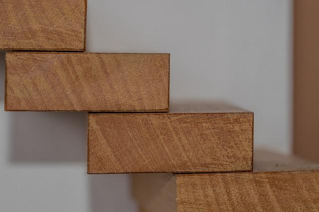 Waarom een bouwpakket trap