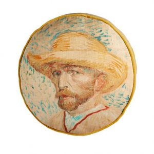 Beddinghouse Beddinghouse x Van Gogh sierkussentje Self Portrait 40x40