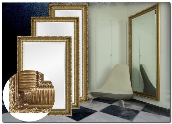 Franse Baroque spiegel Mauro Antiekgoud