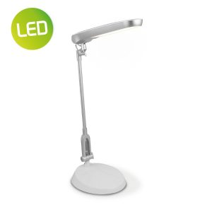 Home sweet home LED bureaulamp Free ↕ 48,5 cm - wit