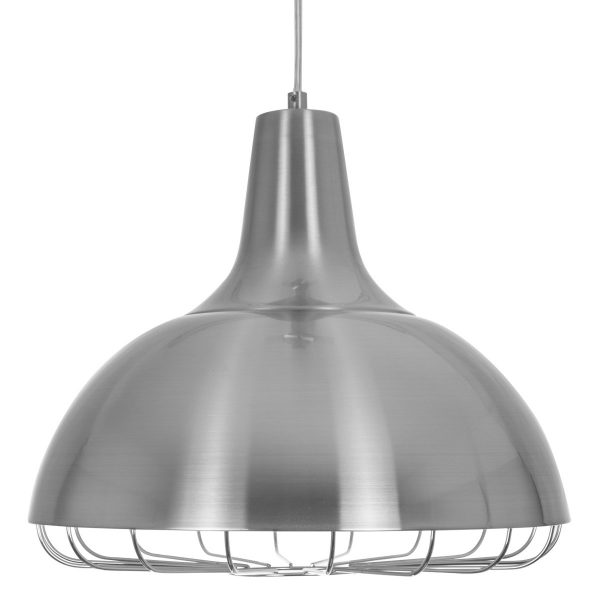 Home sweet home hanglamp Job Ø 38 cm - mat staal