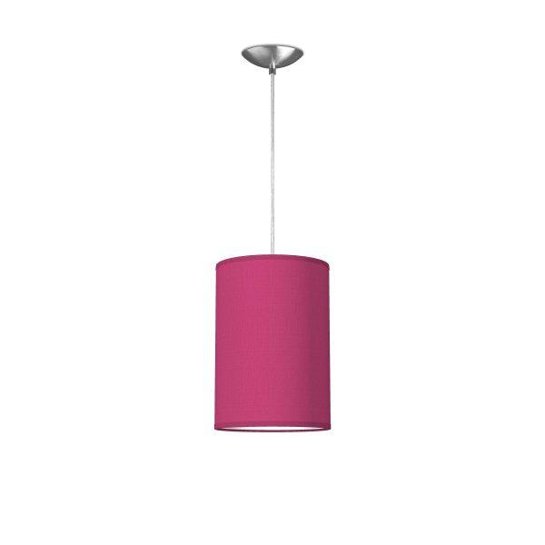 Home sweet home hanglamp basic tube Ø 20 cm - roze