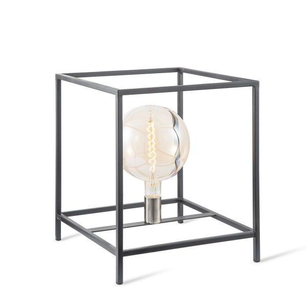 Home sweet home tafellamp Kaso 40 - zwart