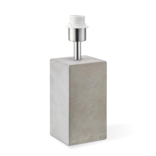 Home sweet home tafellamp voet Pillar 32 - beton