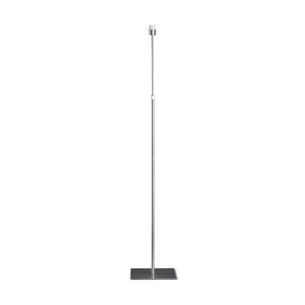 Home sweet home vloerlamp Bobo ↕ 123-157 cm - mat staal