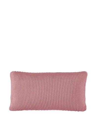 Marc O'Polo Marc'O Polo Nordic knit Cushion - Ash rose