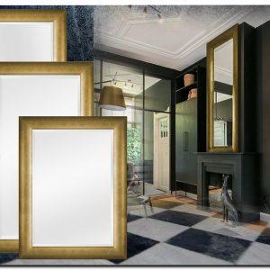 Moderne Spiegel Enzo Antiekgoud