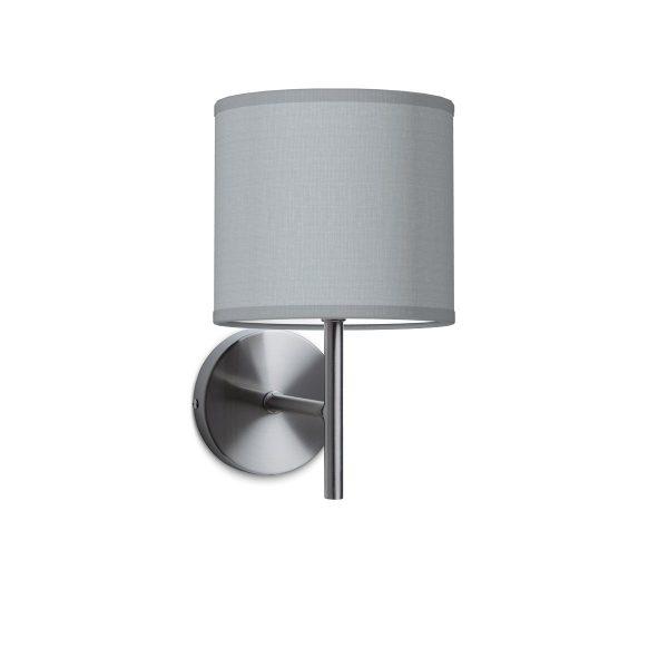 Wandlamp Mati bling Ø 16 cm - lichtgrijs