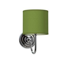 Wandlamp lilly bling Ø 16 cm - groen