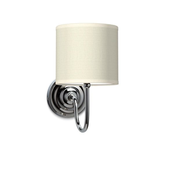 Wandlamp lilly bling Ø 16 cm - warmwit