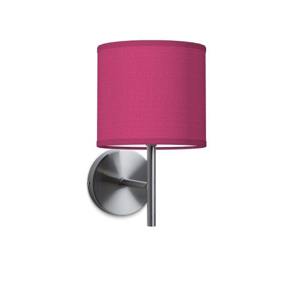 Wandlamp mati bling Ø 16 cm - roze