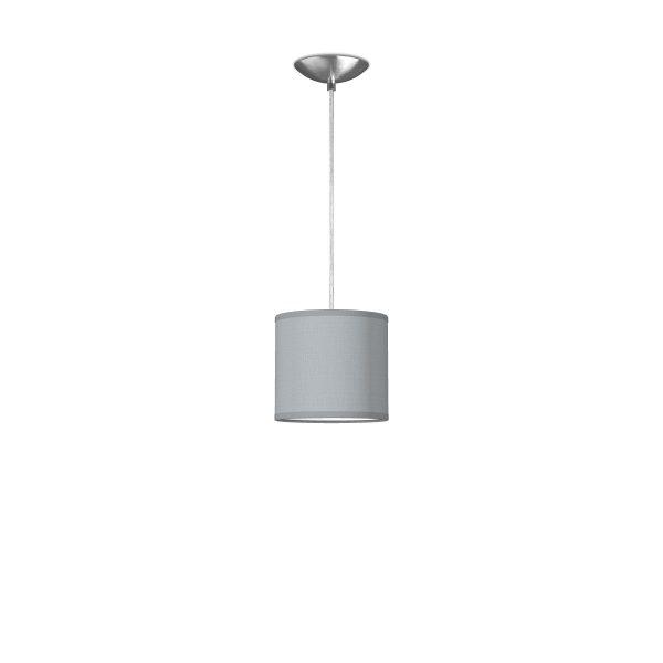 hanglamp Basic Bling Ø 16 cm - lichtgrijs