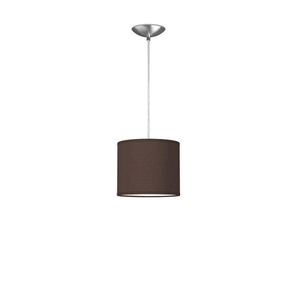 hanglamp basic bling Ø 20 cm - bruin
