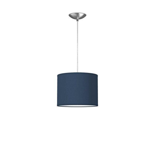 hanglamp basic bling Ø 25 cm - blauw