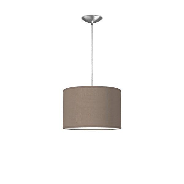 hanglamp basic bling Ø 30 cm - taupe