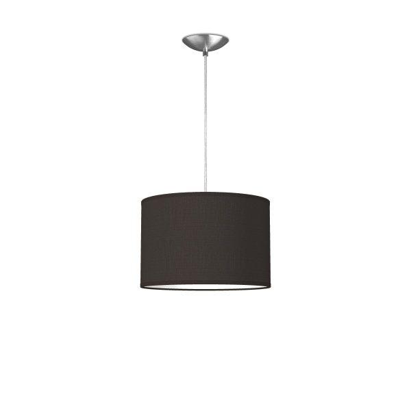 hanglamp basic bling Ø 30 cm - zwart
