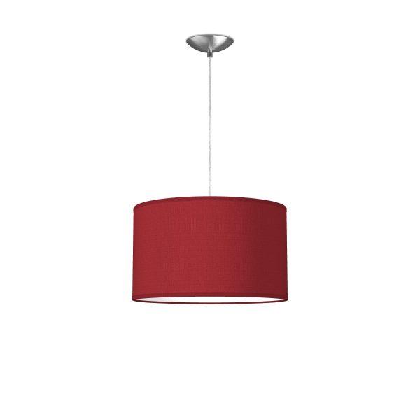 hanglamp basic bling Ø 35 cm - rood