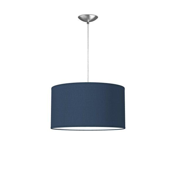 hanglamp basic bling Ø 40 cm - blauw