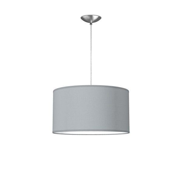 hanglamp basic bling Ø 40 cm - lichtgrijs