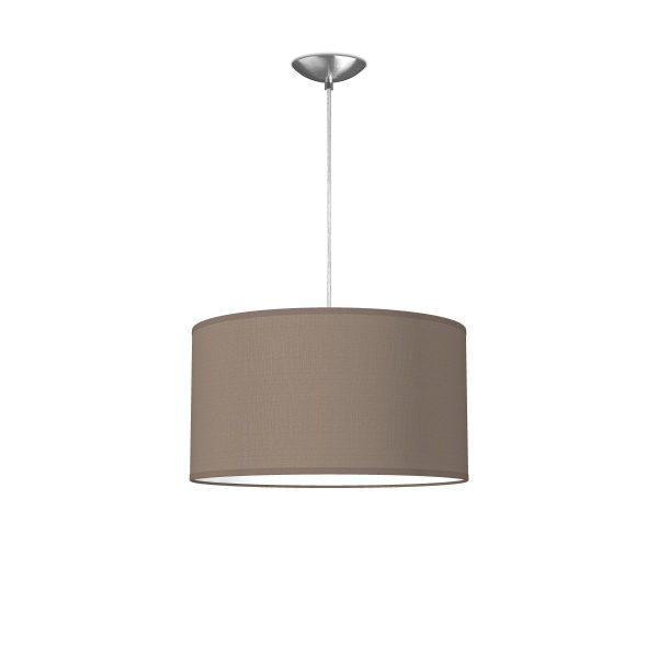 hanglamp basic bling Ø 40 cm - taupe