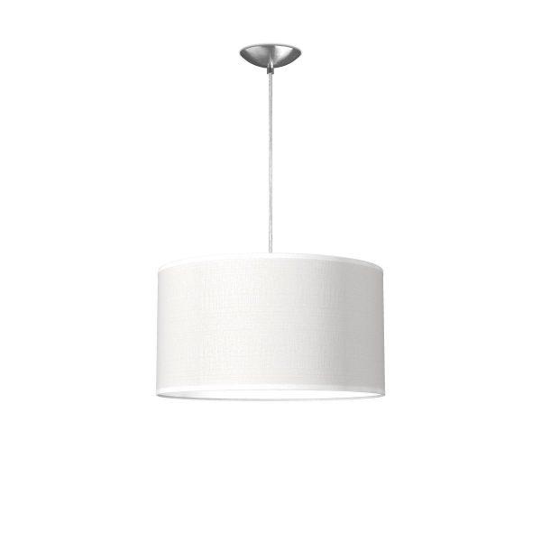 hanglamp basic bling Ø 40 cm - wit