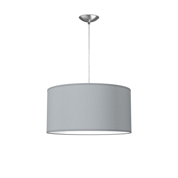 hanglamp basic bling Ø 45 cm - lichtgrijs