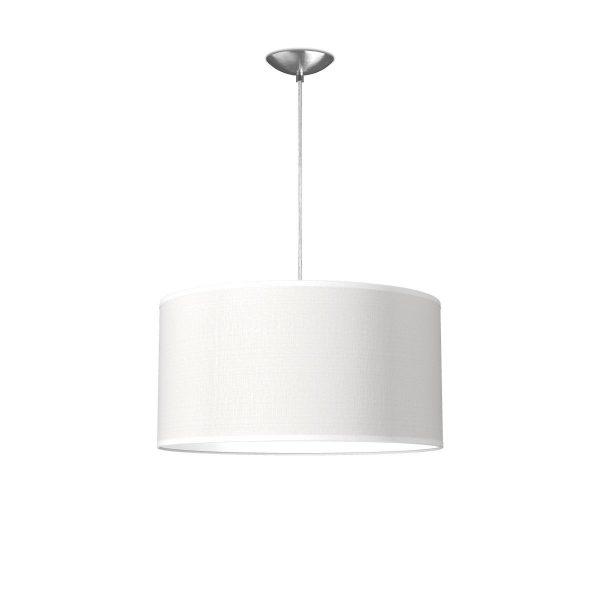 hanglamp basic bling Ø 45 cm - wit