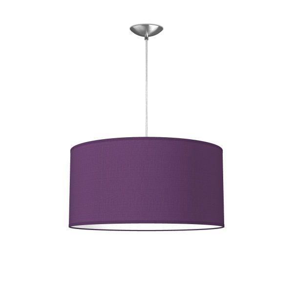 hanglamp basic bling Ø 50 cm - paars