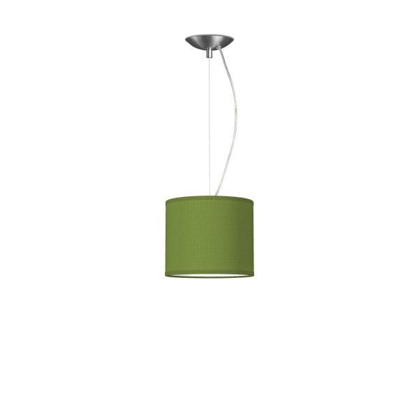 hanglamp basic deluxe bling Ø 16 cm - groen