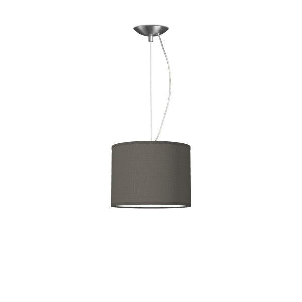 hanglamp basic deluxe bling Ø 25 cm - antraciet