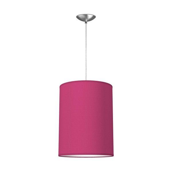 hanglamp basic tube Ø 30 cm - roze