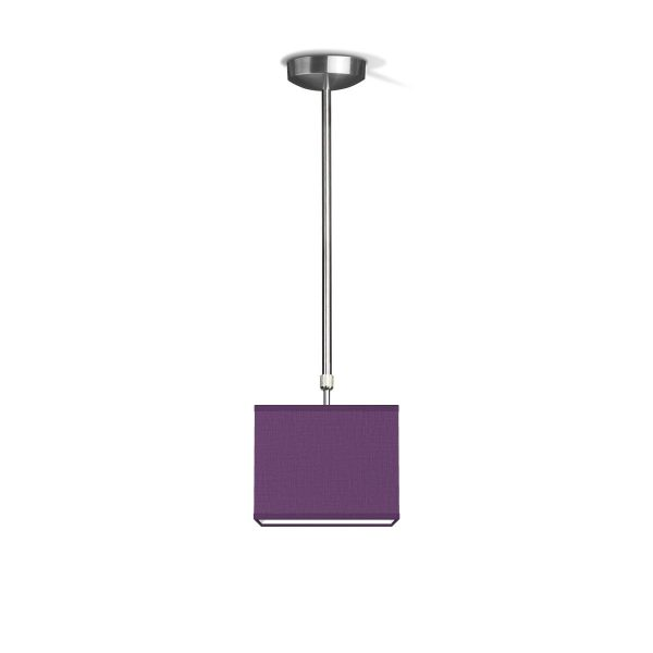 hanglamp fix block ↔ 20 cm - paars
