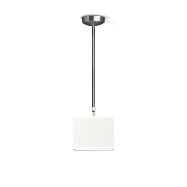 hanglamp fix block ↔ 20 cm - wit