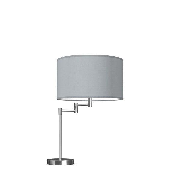 tafellamp Swing Bling Ø 35 cm - lichtgrijs