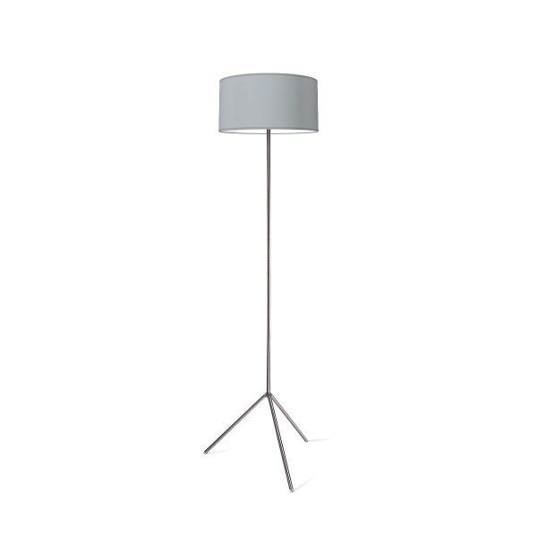 vloerlamp Karma Bling Ø 45 cm - lichtgrijs