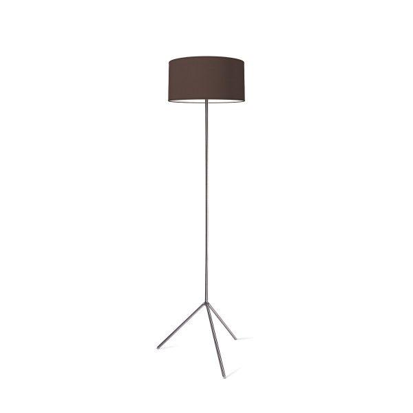 vloerlamp karma bling Ø 45 cm - bruin