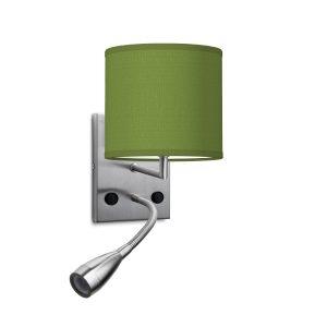 wandlamp read bling Ø 16 cm - groen