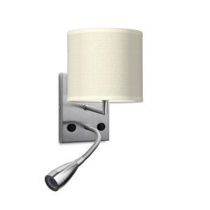 wandlamp read bling Ø 16 cm - warmwit