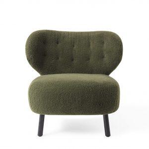 Jesper Home Kita Lounge stoel Green