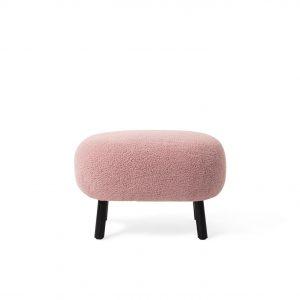 Jesper Home Kita poef Pink