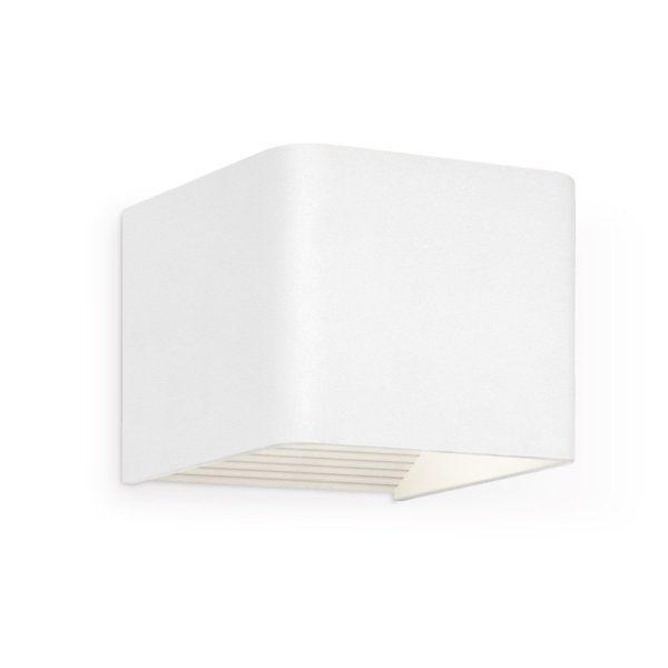 Home sweet home LED wandlamp Anna ↔ 11 cm - wit