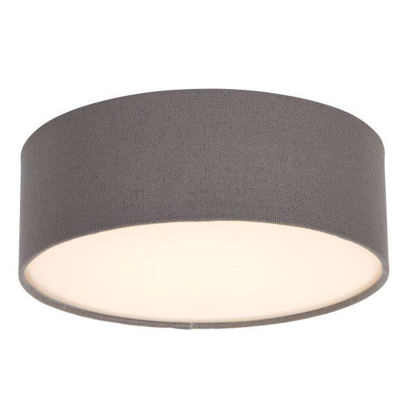 Steinhauer - Gramineus - plafondlamp - Grijs