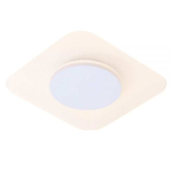 Steinhauer Plafond- en wandlamp Ceiling and wall LED - wit