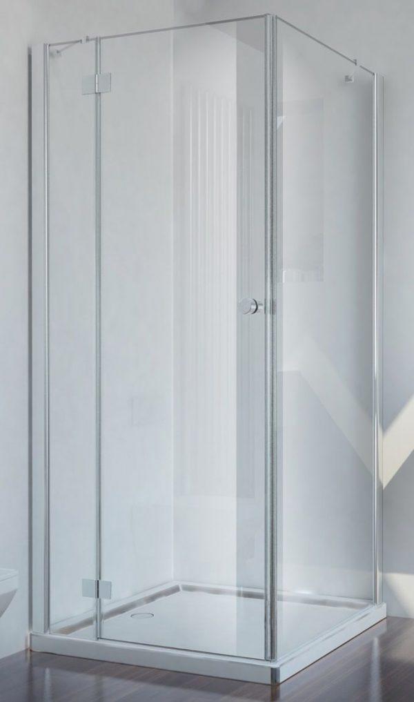 Badstuber Smart douchecabine 100x100cm links