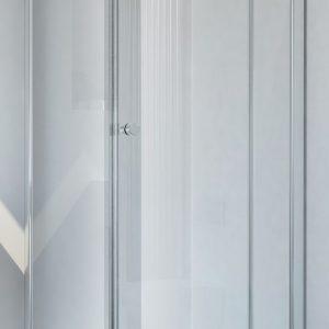Badstuber Smart douchecabine 100x100cm rechts