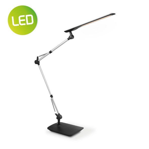 Home sweet home LED bureaulamp Pro ↕ 49 cm - zwart