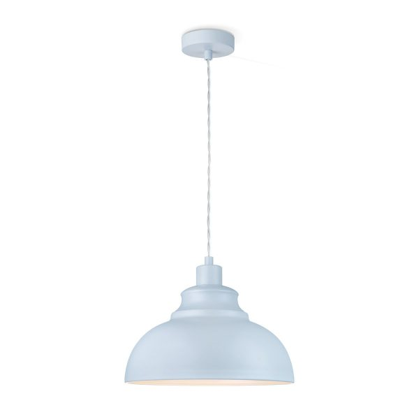 Home sweet home hanglamp Takis 29 - blauw