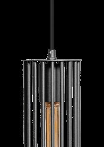 ETH hanglamp Birdy - zwart