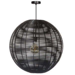 ETH hanglamp Black jack 70 cm - zwart